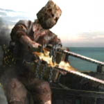 Resident Evil 4 Chainsaw Guy Which monsters pop out...