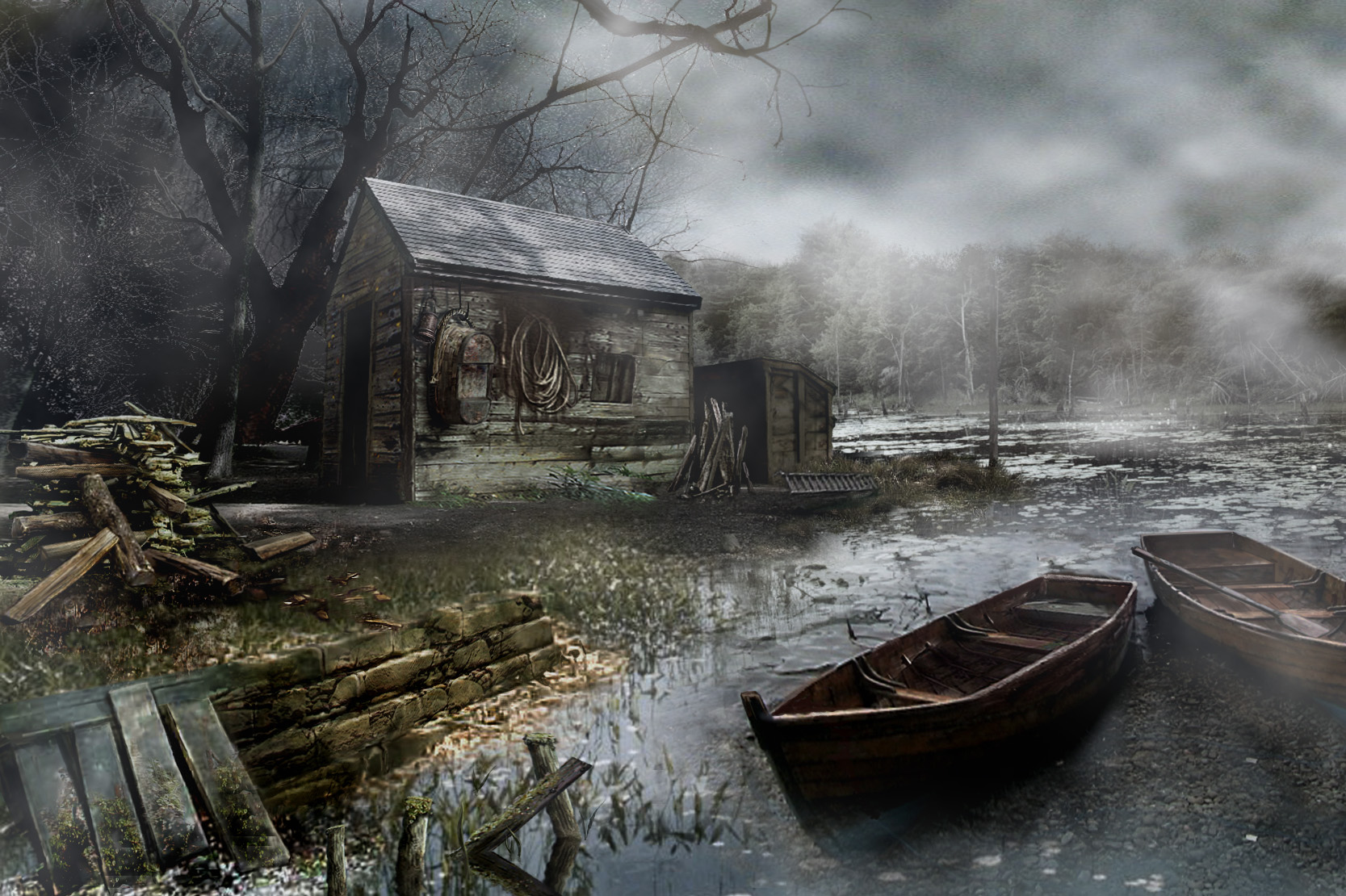 Everything you need to know about Resident Evil 4 LakePueblo